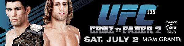 Watch today's UFC 132 weigh-ins on ProMMAnow.com LIVE at 7 p.m. ET