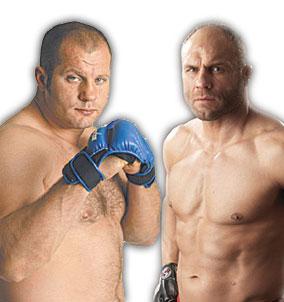 Randy Couture leaves door open to fight Fedor Emelianenko… where's Scott Coker?