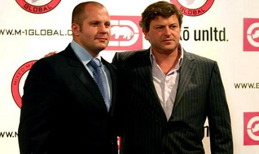 Vadim Finkelstein has proposition for Dana White: Fedor Emelianenko to fight Cain Velasquez in Moscow