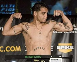 Leonard Garcia (above) returns to action on March 26 when he takes on Nam Phan in a rematch.