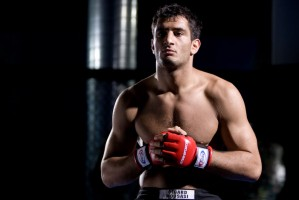 Photo: Esther Lin/Strikeforce - Gegard Mousasi