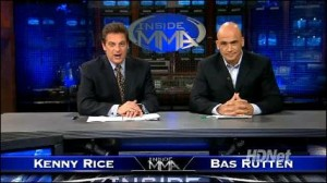 Kenny Rice and Bas Rutten will be joined by Tito Ortiz, Tim Sylvia and this week on Inside MMA.