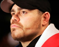 Tim Sylvia returns to the cage for the first time since his loss to Ray Mercer.