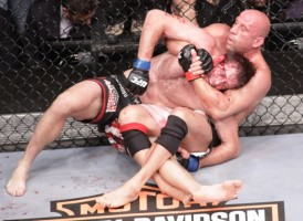 "Photo: Sherdog - ""The Hammer's"" win over Stephan Bonnar proves he can still compete with some of MMA's best."