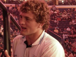 Photo by ProMMA.info - Ben Askren was at the Strikeforce show in St. Louis back in June.