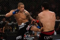 UFC 177 results- Yancy Medeiros submits Damon Jackson in style