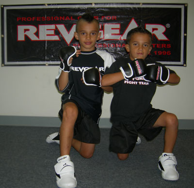 The Future of MMA – a Bobby Razak film starring the Ruffo brothers *VIDEO*