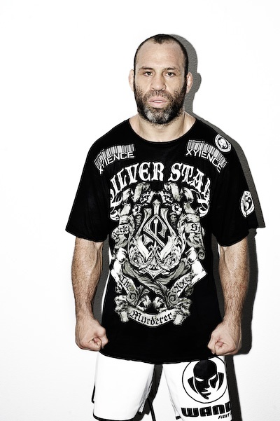 UFC 110: Wanderlei Silva trains for Michael Bisping *VIDEO*