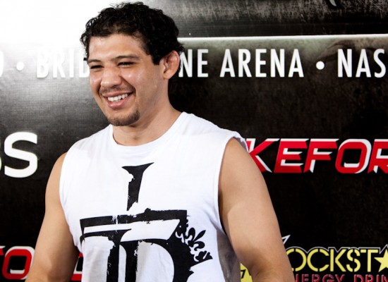 Gilbert Melendez talks upcoming bout with Pat Healy, gives UFC on FOX 4 predictions *VIDEO*