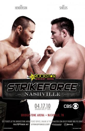 Strikeforce Nashville
