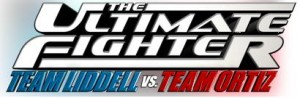 TUF 11 logo team liddell vs team ortiz