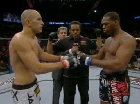 """UFC on Versus 1"" fight videos"