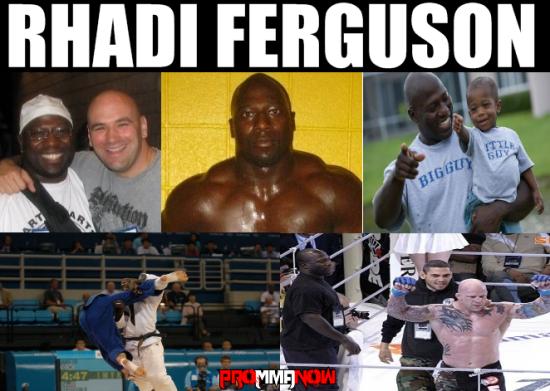 rhadi ferguson interview