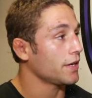 chad mendes wec 48 post fight interview face