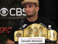 Gegard Mousasi says deadbeat sponsor threatening him to be quiet
