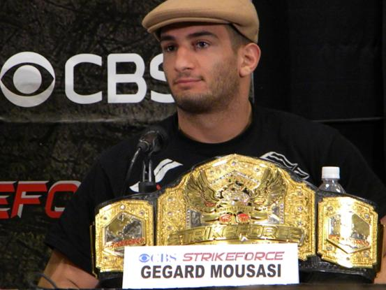 DUH: Mousasi angry about Romero vs. Whittaker interim title fight