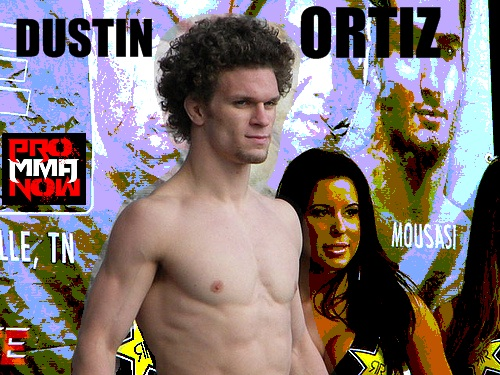 ProMMAnow.com presents: Afternoon Press Box with guest Dustin Ortiz