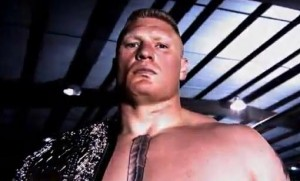 Lesnar is finished with MMA, signs with WWE again