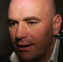 dana white ufc 113 post fight