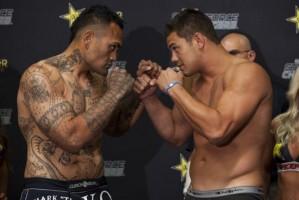Lolohea Mahe vs Shane Del Rosario