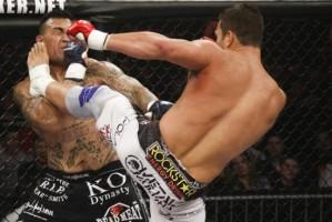 Shane Del Rosario vs Lolohea Mahe