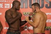 Bobby Lashley and Chad Griggs