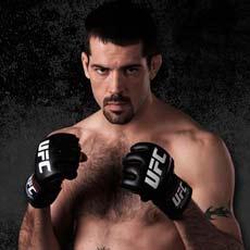 UFC Welterweight Matt Brown
