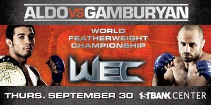 Poster via www.WEC.tv