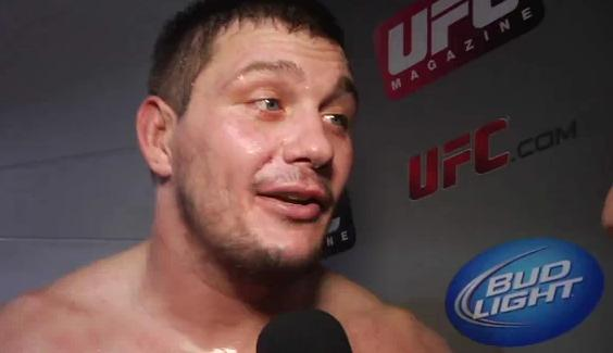 Matt Mitrione willing to drop weight to face Tito Ortiz