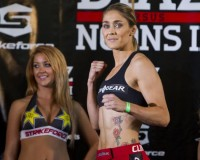 Marloes Coenen and Julia Budd revamp Bellator's women's division