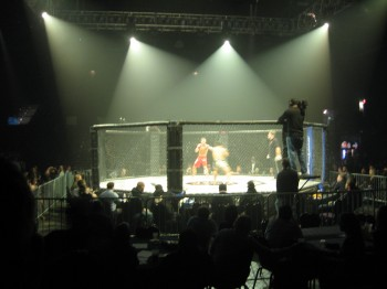 """""""Empire Fights: A Night of Reckoning IV"""" took place Oct. 9, 2010, at Harrah's Casino in Tunica, Miss."""