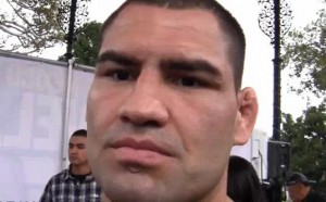 Watch today's Q&A with UFC heavyweight champ Cain Velasquez