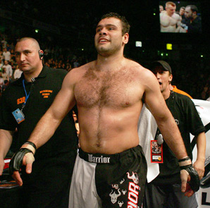UFC 146: Gabriel Gonzaga injured, Roy Nelson meets Dave Herman and Jamie Varner returns