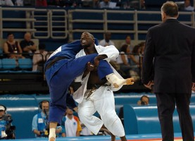 Judo Olympian Rhadi Ferguson will bring his talent to the MMA cage on Oct. 9 at GFC 8 in Nashville.