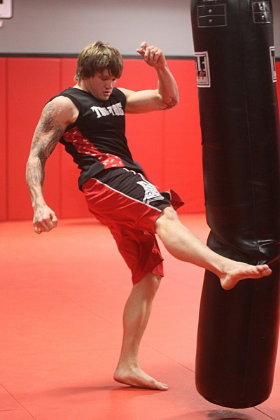 Exclusive: Bellator 61's Jeremiah Riggs on returning to MMA after WWE Tough Enough