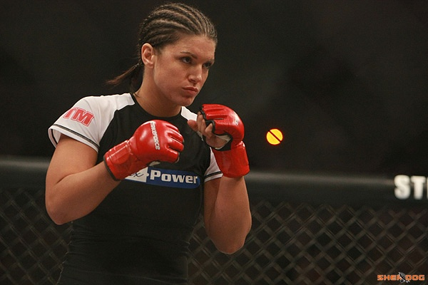 scott coker believes gina carano will return to action in 2011