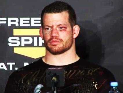 Nate Marquardt fails medicals due to Hormone Replacement Therapy