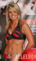 The lovely Natalie Skyy.  Picture from AllElbows.com
