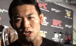 yushin okami post fight