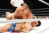 Dana White interviews Kazushi Sakuraba; wants fight with Wanderlei Silva