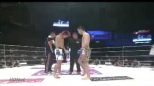 aoki fight