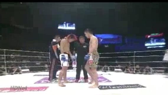 Dynamite!! 2010: Shinya Aoki vs. Yuichiro Nagashima – fight video
