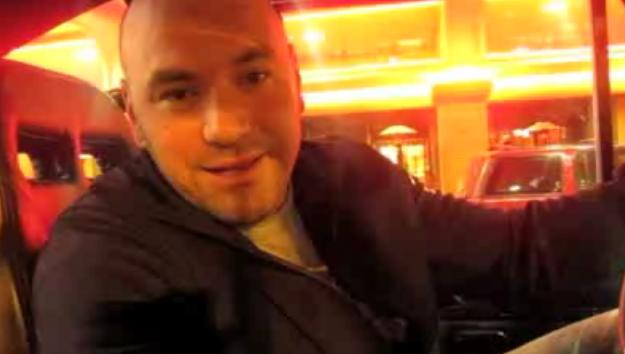 Dana White UFC 125 video blog day 1 – behind the scenes at GSP vs. Koscheck