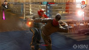 fighters uncaged screenshot