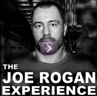 The Joe Rogan Experience featuring video game designer CliffyB