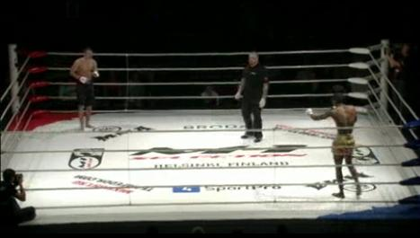 M-1 Global presents the top ten fights of 2010: #10 Victor Kuku vs. Sebastian Novak