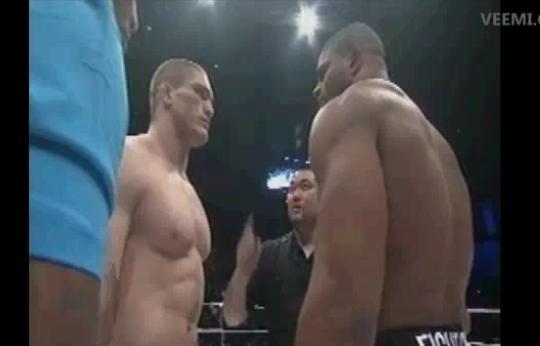 Dynamite!! 2010: Alistair Overeem vs. Todd Duffee – fight video