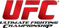 ufc logo white