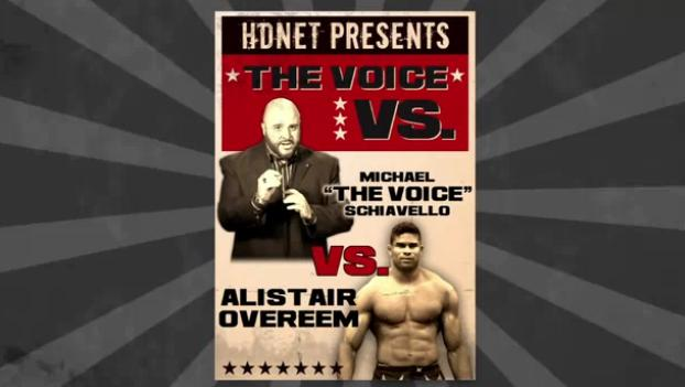 The Voice vs. Alistair Overeem (full episode)