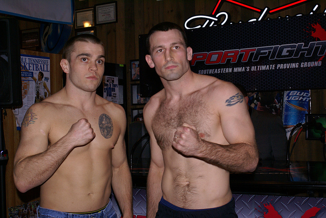 """SportFight X: Middle Tennessee Mayhem"" weigh-in results and photo gallery"